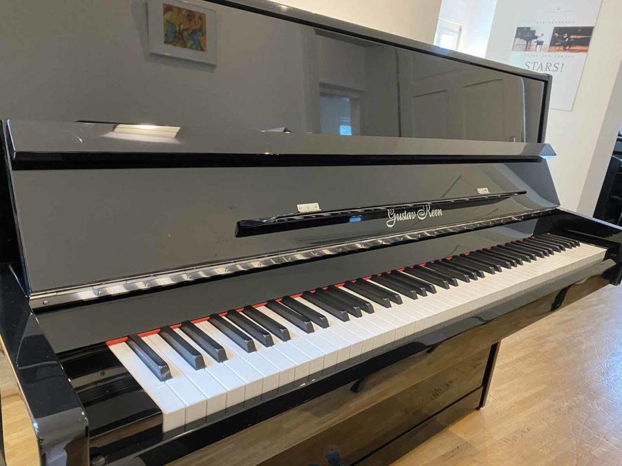 Modell GK 114 Gustav Kern Piano