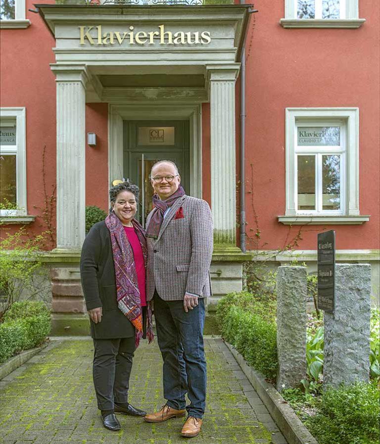 Klavierhaus Labianca in Offenburg